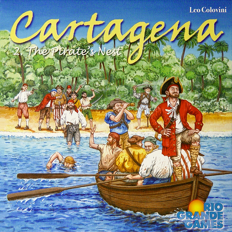 Cartagena 2 - The Pirate's Nest
