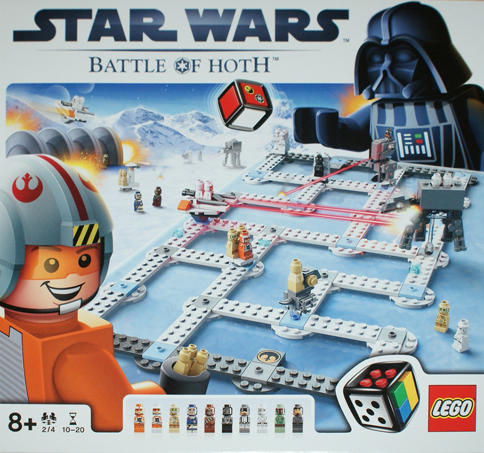 LEGO Star Wars: Battle of Hoth
