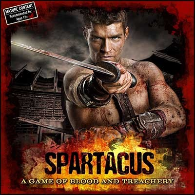 Spartacus – A Game of Blood and Treachery
