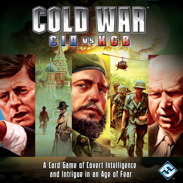 Cold War: CIA vs. KGB