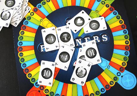 partners spillekort