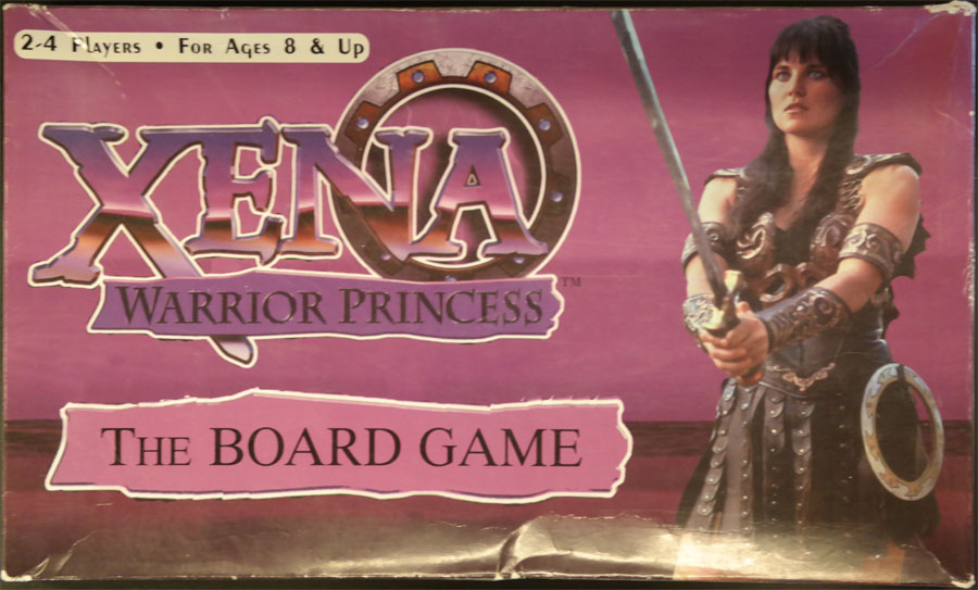 Xena Warrior Princess: The board Game