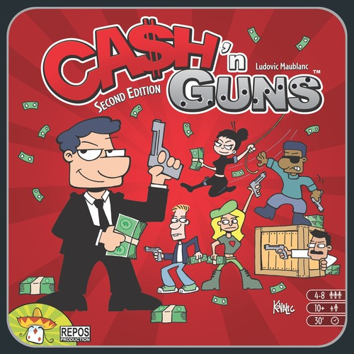 Ca$h'n Guns 2nd edition