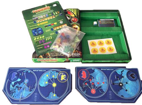 pandemic brætspil