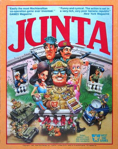 Junta 2nd edition