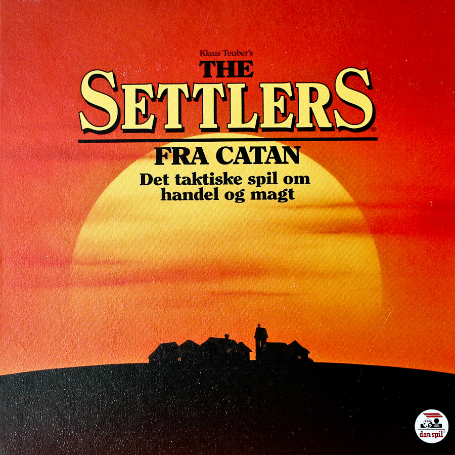 The Settlers fra Catan