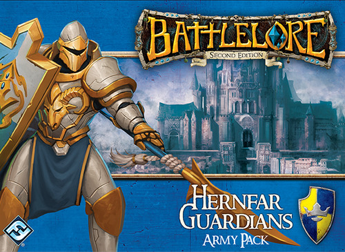 Battlelore 2nd edition: Hernfar Guardians