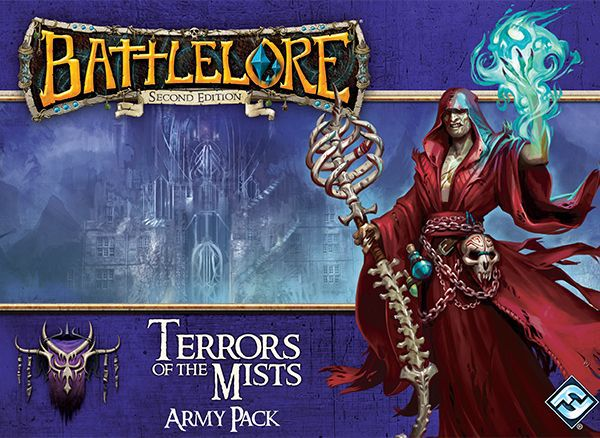 BattleLore 2nd edition: Terrors of the Mists