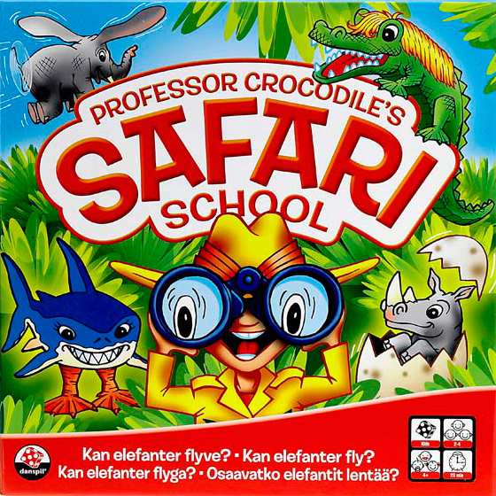 Professor Crocodile's Safari School