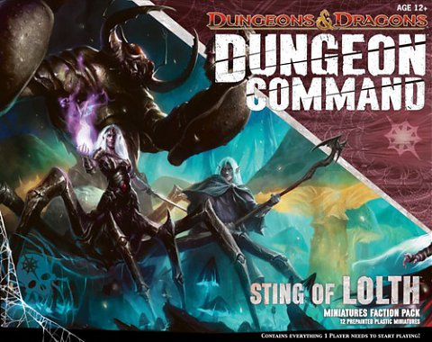 D&D: Dungeon Command