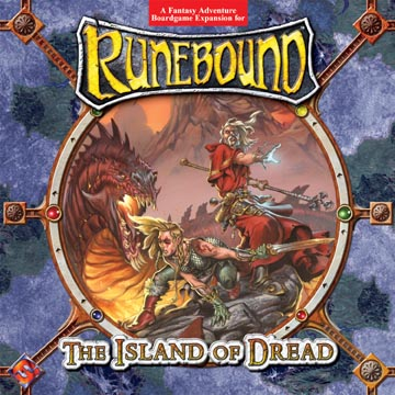 Runebound: The Island of Dread
