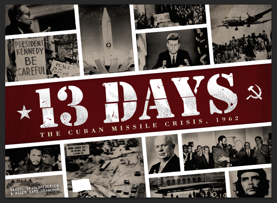 13 Days: A Game of the Cuba Missile Crisis